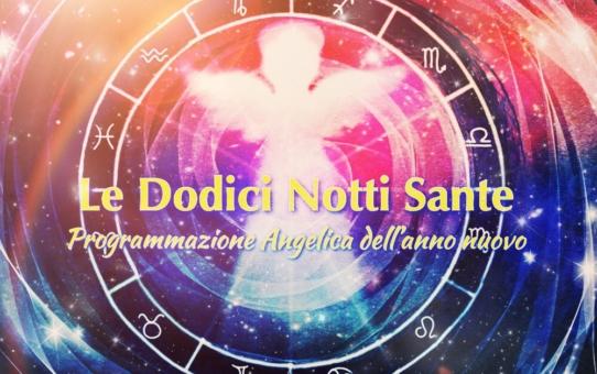 12 Notti Sante - Conferenza On Line