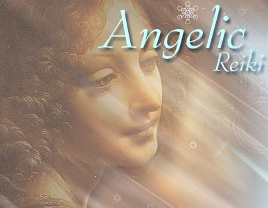 Angelic Reiki Master